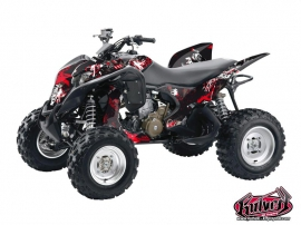 Honda 700 TRX ATV Freegun Graphic Kit