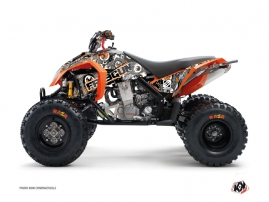 Kit Déco Quad Freegun Eyed KTM 450-525 SX Gris Orange