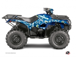 Kit Déco Quad Freegun Eyed Yamaha 700-708 Kodiak Bleu