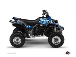 Kit Déco Quad Freegun Eyed Yamaha Banshee Bleu