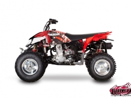 Polaris Outlaw 450 ATV Freegun Graphic Kit