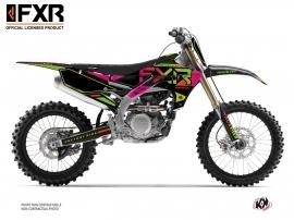 Yamaha 250 YZF Dirt Bike FXR N2 Graphic Kit Colors