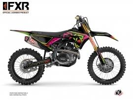 Honda 450 CRF Dirt Bike FXR N2 Graphic Kit Colors