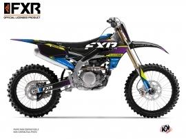 Yamaha 250 YZF Dirt Bike FXR N3 Graphic Kit Mauve