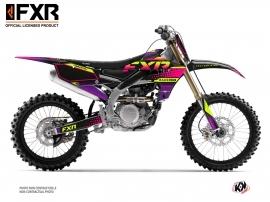 Yamaha 450 YZF Dirt Bike FXR N3 Graphic Kit Black