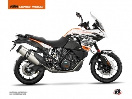 Kit Déco Moto Gear KTM 1190 Adventure Blanc