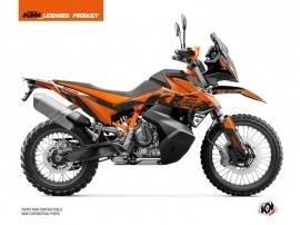 KTM 790 Adventure R Street Bike Gear Graphic Kit Orange