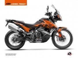 KTM 790 Adventure Street Bike Gear Graphic Kit Orange