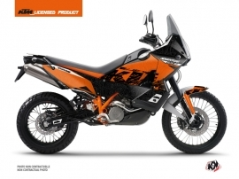 Kit Déco Moto Gear KTM 990 Adventure Orange