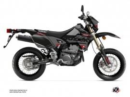 Kit Déco Moto Grade Suzuki DRZ 400 SM Noir