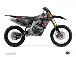 Kit Déco Moto Cross Grade Suzuki 450 RMZ Noir