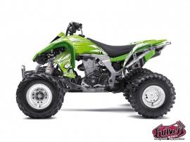 Kawasaki 450 KFX ATV Graff Graphic Kit