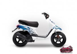 MBK Booster Scooter Graff Graphic Kit