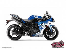 Yamaha R1 Street Bike Graff Graphic Kit