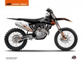 KTM 300 XC Dirt Bike Gravity Graphic Kit Orange