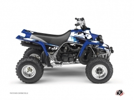 Yamaha Banshee ATV Hangtown Graphic Kit Blue
