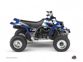 Yamaha Banshee ATV Hangtown Graphic Kit Blue