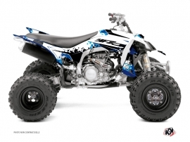 Yamaha 450 YFZ R ATV Hangtown Graphic Kit Blue