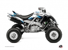 Yamaha 660 Raptor ATV Hangtown Graphic Kit Blue