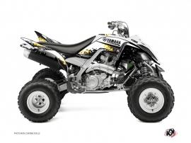 Yamaha 700 Raptor ATV Hangtown Graphic Kit Yellow 60th Anniversary