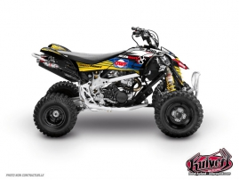 Can Am DS 450 ATV Replica Jérémie Warnia Graphic Kit 2012