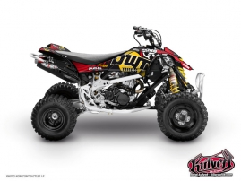 Can Am DS 450 ATV Replica Jérémie Warnia Graphic Kit  New 2013