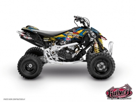 Can Am DS 450 ATV Replica Jérémie Warnia Graphic Kit  Le Touquet