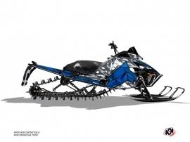 Arctic Cat Pro Climb Snowmobile Kamo Graphic Kit Grey Blue