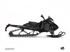 Skidoo REV XM Snowmobile Kamo Graphic Kit Grey