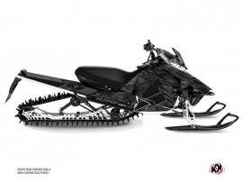Yamaha SR Viper Snowmobile Kamo Graphic Kit Grey