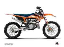 KTM 125 SX Dirt Bike Replica KB26 2020 Graphic Kit