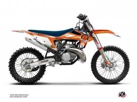 KTM 450 SXF Dirt Bike Replica KB26 2020 Graphic Kit