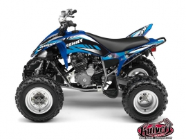 Yamaha 250 Raptor ATV Kenny Graphic Kit Blue