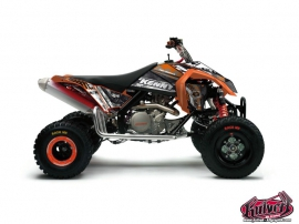 KTM 450-525 SX ATV Kenny Graphic Kit