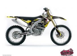 Suzuki 450 RMZ Dirt Bike Kenny Graphic Kit