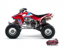 Honda 450 TRX ATV Kenny Graphic Kit