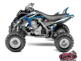 Yamaha 700 Raptor ATV Kenny Graphic Kit Blue