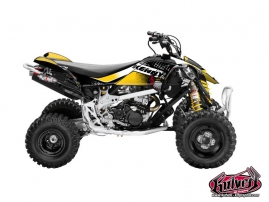 Can Am DS 450 ATV Kenny Graphic Kit