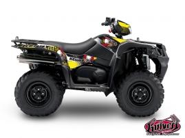 Suzuki King Quad 750 ATV Kenny Graphic Kit