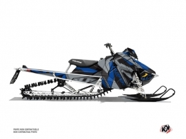 Polaris Axys Snowmobile Klimb Graphic Kit Blue