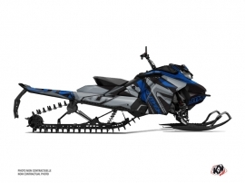Skidoo Gen 4 Snowmobile Klimb Graphic Kit Blue