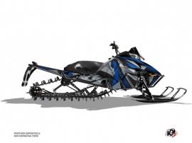 Arctic Cat Pro Climb Snowmobile Klimb Graphic Kit Blue