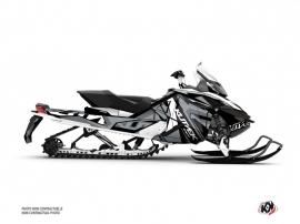 Kit Déco Motoneige Klimb Skidoo REV XP Blanc