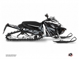 Kit Déco Motoneige Klimb Yamaha Sidewinder Blanc