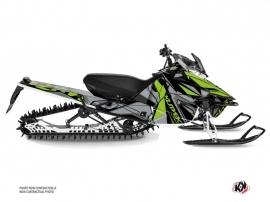 Kit Déco Motoneige Klimb Yamaha SR Viper Vert