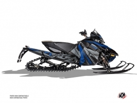Arctic Cat Thundercat Snowmobile Klimb Graphic Kit Blue