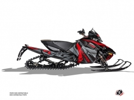 Arctic Cat Thundercat Snowmobile Klimb Graphic Kit Red