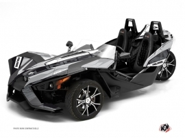 Kit Déco Hybride Knight Polaris Slingshot Gris