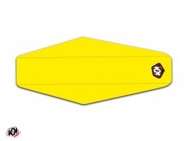 Seat Cover Kutvek Husqvarna 125-250-300 TE 2017 Yellow
