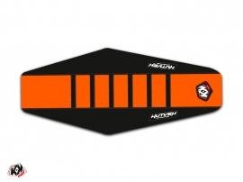 Seat Cover Kutvek KTM EXC-EXCF 2015-2016 Black Orange